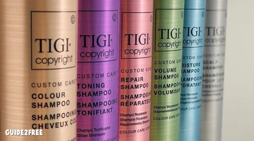 FREE TIGI Hair Care Product Sample