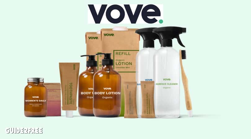 FREE Vove Products