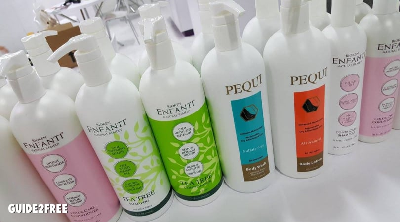 FREE Bioken Hair Care Products