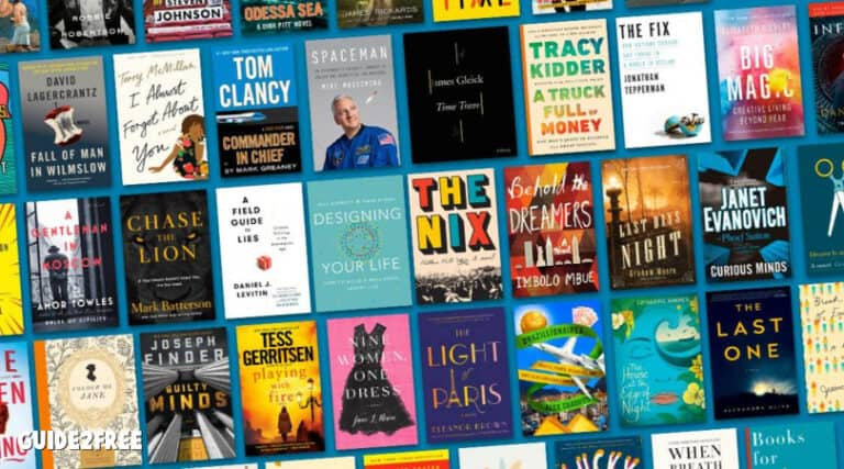 FREE Books from Random House Reader's Circle