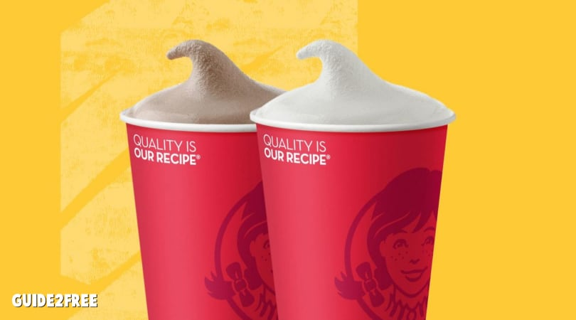 FREE Wendys Jr Frosty with Every Drive-Thru Order