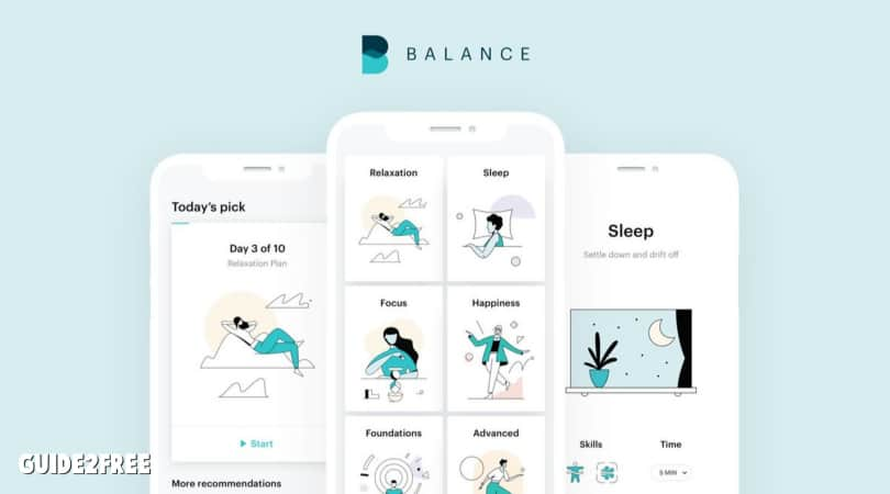 FREE 1 Year Subscription to the Balance Meditation App