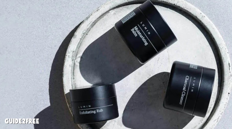 FREE Lumin Skin Care For Men (Just Pay Shipping)