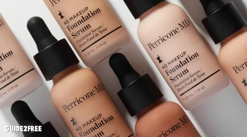 FREE Perricone MD Makeup Samples