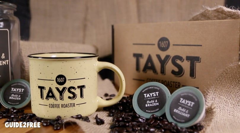 20 Cups of Coffee + FREE Mug for $8.00 Shipped