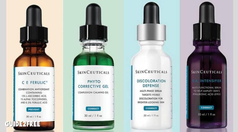 FREE Skinceuticals Skincare Samples
