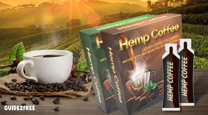 FREE Hemp Coffee Samples