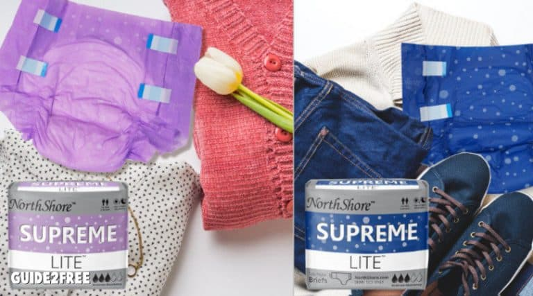 FREE NorthShore Sample Box: Wipes, Pads, & More