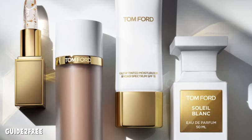 FREE Tom Ford Traceless Foundation Sample