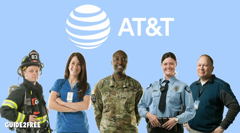 AT&T Appreciation Offer: 25% off for Teachers, Nurses, First Responders, Military, and Physicians