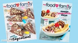 FREE My Food and Family Magazine Subscription