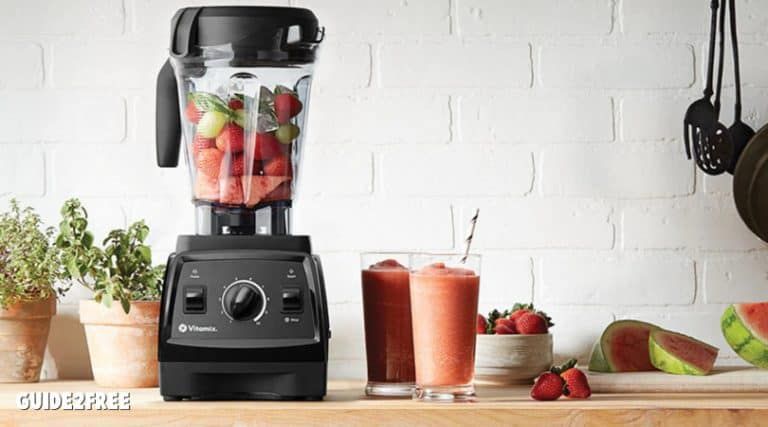 FREE Vitamix High Performance Blender