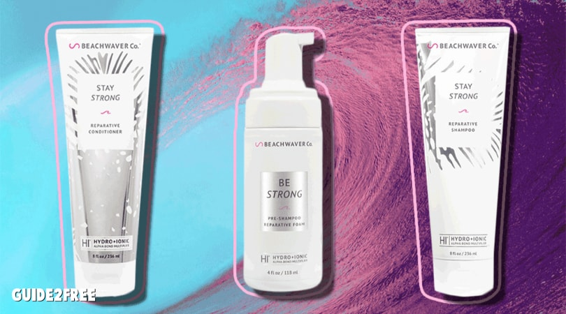 FREE Beachwaver Shampoo & Conditioner (Just Pay Shipping)