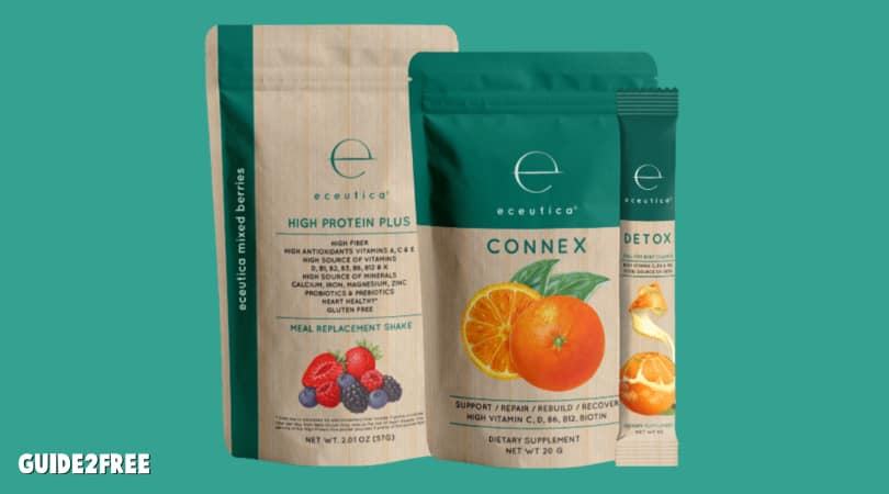 FREE Eceutica Nutritional Product Samples