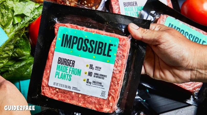 FREE Impossible Foods Product