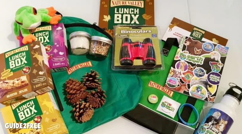 FREE Nature Valley Adventure in a Box
