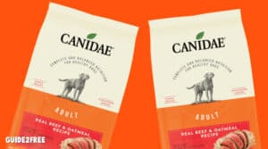 FREE 7lb Bag of Canidae Dog Food