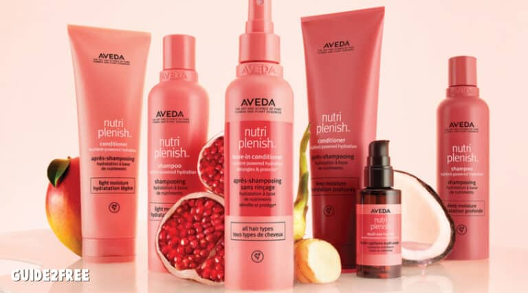 FREE Aveda Nutriplenish Samples