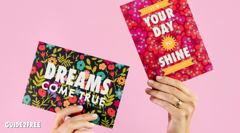 FREE Box of Greeting Cards from Dayspring