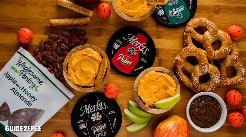 FREE Merkts Cheese Spread