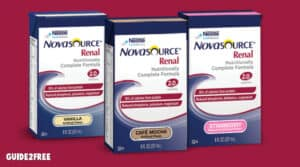 FREE Samples of NOVASOURCE Renal