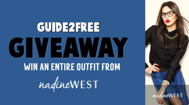 Win an Entire Outfit from Nadine West + $25 off