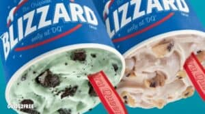 FREE Small Blizzard at Dairy Queen